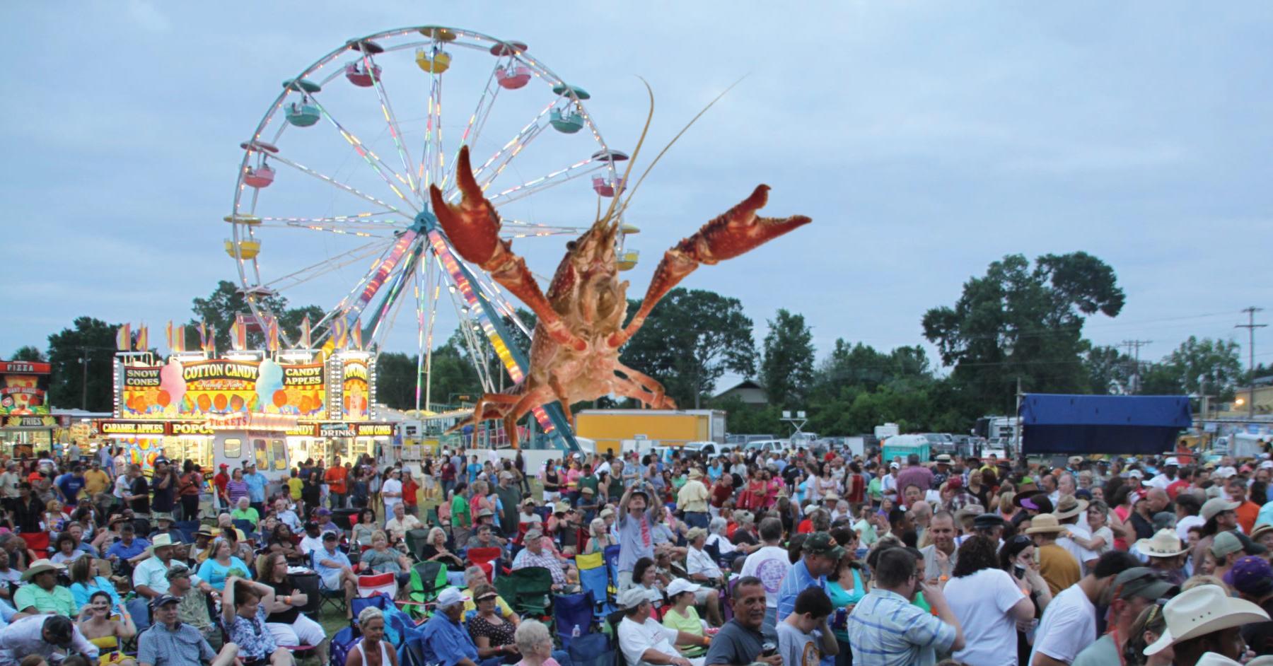 Breaux Bridge Crawfish Festival Canceled After Genetically ...